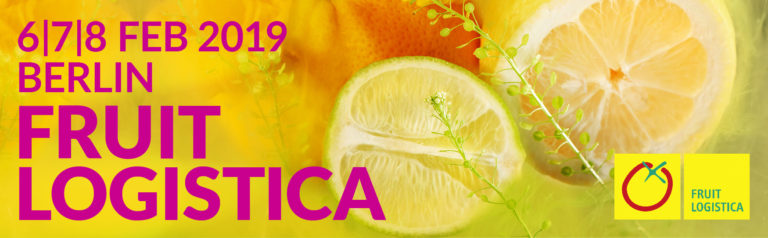 FRUIT LOGISTICA 6-8.02.2019 BERLIN